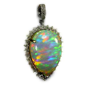 October - Opal