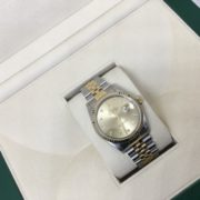 Bi metal Rolex datejust