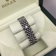 Stainless steel Rolex datejust