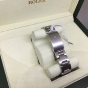 Stainless steel Rolex GMT master 2
