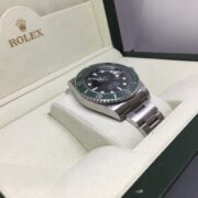 Stainless Steel Rolex Submariner 'The Hulk'