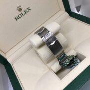 Stainless steel Rolex Explorer 2