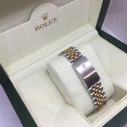 Bimetal Rolex Datejust